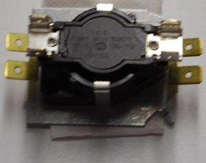 Fan Electric Heat Sequencer Relay Single Stack