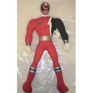 Power Rangers Red Ranger 12 Plush Doll Toys & Games