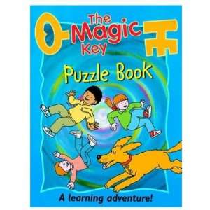Magic Key Puzzle Book TV Tie (9780192724434) Roderick