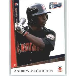 2009 TRISTAR PROjections #74 Andrew McCutchen   Pittsburgh