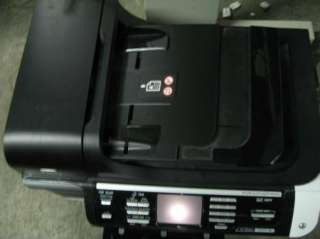 HP OFFICE JET PRO 8500 WIRELESS COPIER & PRINTER