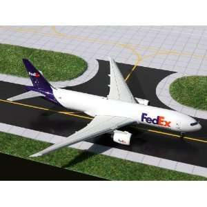 Gemini Jets Fedex B777F Model Airplane