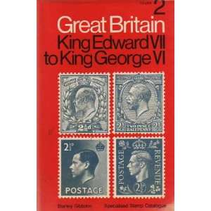 Great Britain Specialised Stamp Catalogue King Edward VII