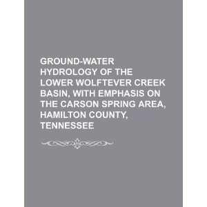 , Hamilton County, Tennessee (9781234229030) U.S. Government Books