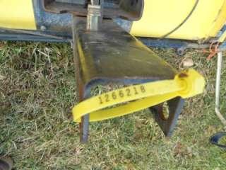 46 John Deere Snow Blade NOS for John Deere Lawn & Garden Tractors