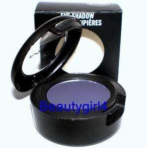 MAC Cosmetics Eye Shadow Eyeshadow BLU NOIR nib