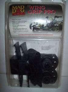 Mad Dog Gear Wing Grip Pro ATV Rack Mount Storage NIB