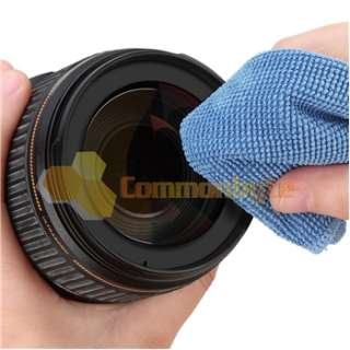 Pouch Bag Case+5in1 Lens Cleaning Kit For Canon Sony Fuji Nikon