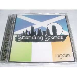 Audio Music CD Compact Disc Of STANDING STONES AGAIN.