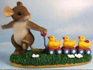 Charming Tails KEEP ALL YOUR DUCKS in a row MOUSE