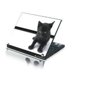 Laptop Skins Notebook Cover H245 Black Kitten (Brand New