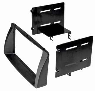 03 08 COROLLA DOUBLE DIN CAR STEREO DASH INSTALL RADIO MOUNTING KIT