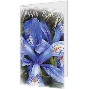 Birthday Her Flower Pretty Aunt Mother Niece Quality Greeting Card