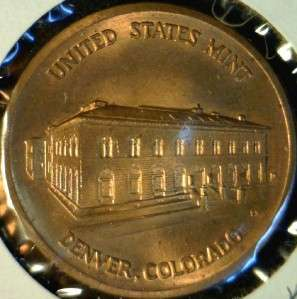 MINT US MINT Commemorative Bronze Medal   Token   Coin JFK Size