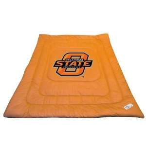 OKLAHOMA STATE COWBOYS FULL / QUEEN BED COMFORTER