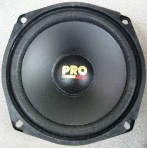 Pro Plus 5 1/4 Mid Bass Woofer HIGH POWER & PERFORMANCE w/Orig. Box