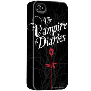 Vampire Diaries Logo Black iPhone Case Style 2: Cell