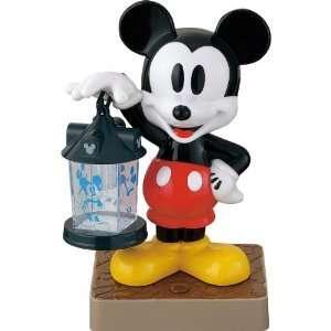 Brand New Disney Mickey Mouse Figure Light Clock