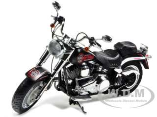 2011 HARLEY DAVIDSON FLSTF FAT BOY UNREST COLOR SHOP 1/12 BY HIGHWAY
