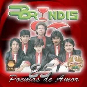 25 POEMAS DE AMOR: BRYNDIS: Music