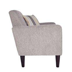 Wounded Warrior Project Hero Gray Accent Arm Chair