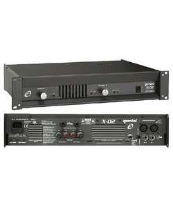Gemini X 02 Professional Stereo Amplifier