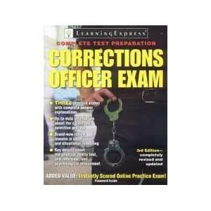 Corrections Officer Exam (Corrections Officer Exam (Learning Express