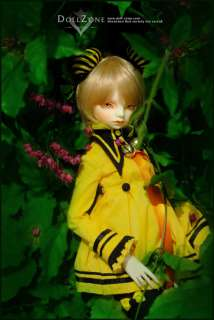 Beetta DollZone girl doll super dollfie size bjd 1/3