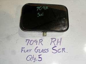 OEM DOOR MIRROR F150 F250 BRONCO RANGER VAN 80 96 FORD TRUCK