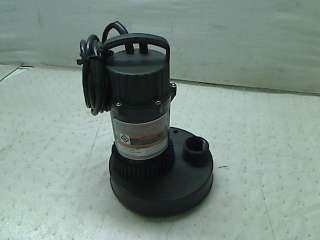 HP VERTICAL FLOAT SUMP PUMP FULLY SUBMERSIBLE TADD