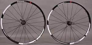 Brand New SRAM Rise 40 Mountain Bike Wheels 26 6 Bolt Disc Factory