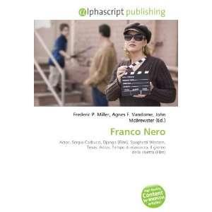 Franco Nero (9786134060363) Books