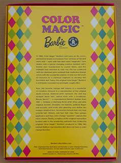 Magic Barbie   Midnight and Bloom Bursts Fashion Mattel 2003