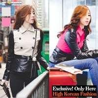 Hi Korean Fashion★LEOPARD CHEETAH ANIMAL PRINT WOMENS SWEATERS TOP