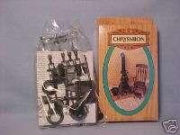 Pot   Belly Stove Kit  (2113) Dollhouse Miniature
