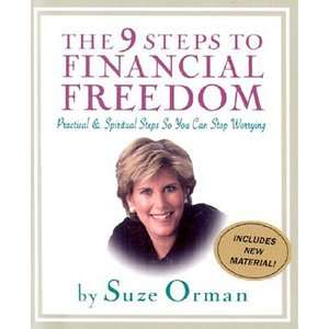 Steps So You Can Stop Worrying, Orman, Suze Business & Investing