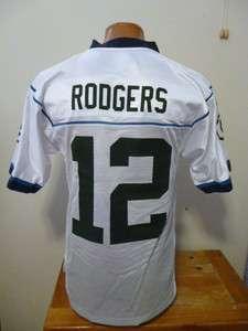 Reebok NFL Green Bay Packers Aaron Rodgers Mens Super Bowl XLV Jersey