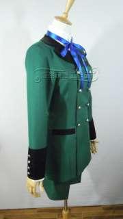 Kuroshitsuji Black Butler Ciel Phantomhive Cosplay Costume Hand made