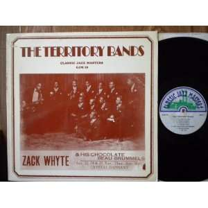 The Territory Bands Classic Jazz Masters Various Artists Music