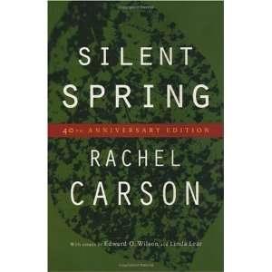 analyzing rachel carsons 1952 book silent spring