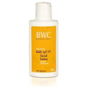 Beauty Without Cruelty   Skin Daily SPF 15 Facial Lotion