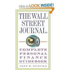 The Wall Street Journal byOpdyke Opdyke  Books