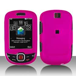 Snap on Samsung Smiley T359 Hot Pink Protective Case