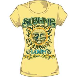 New Sublime 40 oz to Freedom Lovin is what I got Women Ladies Tee Top