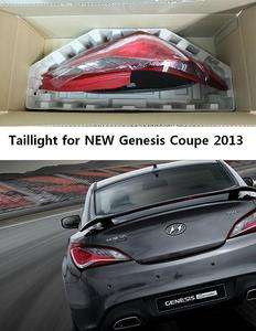 2013 Genuine LED Taillight for New Genesis Coupe from Hyundai Mobis
