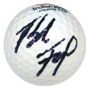 Brad Faxon Autographed / Signed Golf Ball Sports