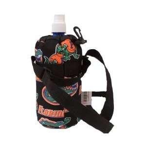 Florida Gators Black Water Bottle