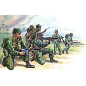72 American Special Forces Soldiers Vietnam War (50): Toys & Games