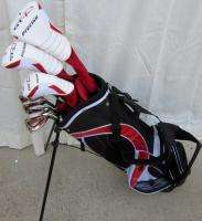 NEW Petite Ladies Golf Set Complete Womens Clubs & Bag Deluxe Model $