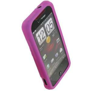 HTC Droid Incredible Silicone Gel case (Watermelon